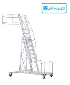 Лестницы для подъема на цистерну