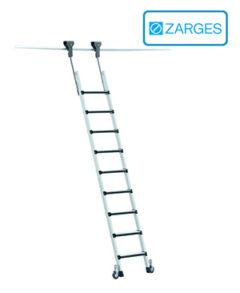 Лестницы для стеллажей