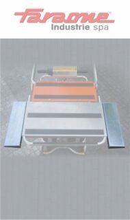 Компоненты для увеличения подъемной грузовой платформы