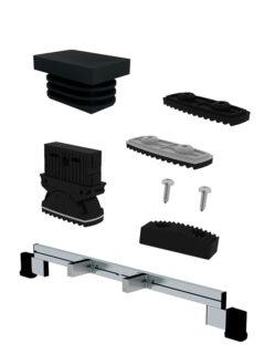 Комплектующие и запасные части для лестниц