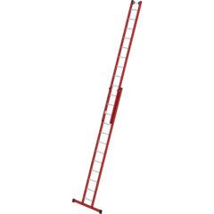 Лестница двухсекционная диэлектрическая раздвижная