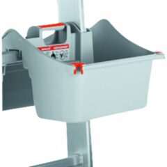 Комплектующие для диэлектрической лестницы и стремянки