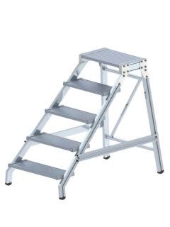 Односторонняя рабочая платформа из алюминия